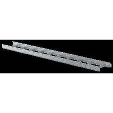 Лоток лестничный 100х400х3000 1,2 мм HDZ