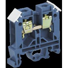 Зажим наборный ЗНИ-10мм2 (JXB70А) синий