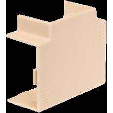Т-образный угол КМТ 40х25 сосна