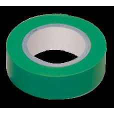 Изолента 0,13х15 мм зеленая 20 метров