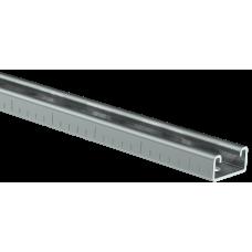 STRUT-профиль перфорированный 41x21х1000-1,5 HDZ