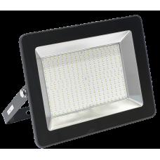 Прожектор СДО 06-150 светодиодный черный IP65 6500 K