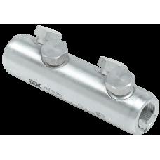 Алюминиевая механическая гильза со срывными болтами АМГ 70-240 до 35 кВ