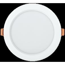 Светильник LED ДВО 1802 PRO белый круг 20Вт 4000K IP40