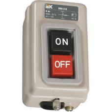Выключатель ВКИ-211 3Р 6А 230/400В IP40