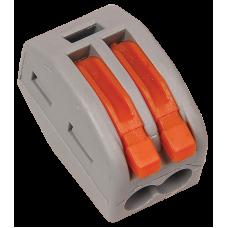 Строительно-монтажная клемма СМК 222-412 (4 шт/упак)
