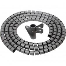 Бандаж кабельный БК 20мм с ключом (2,0м/упак)