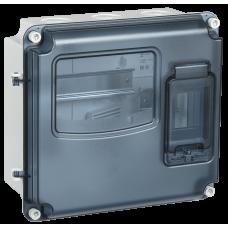 Корпус пластиковый ЩУРн-П 1/3 IP55 PC
