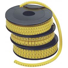 "Маркер МК0- 1,5мм символ ""3"" 1000шт/упак"