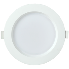 Светильник LED ДВО 1702 белый круг 12Вт 4000K IP40