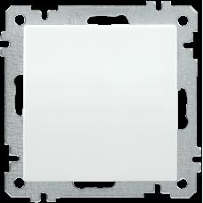 ВС10-1-0-Б Выключатель 1 клав. 10А BOLERO белый