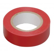 Изолента 0,13х15 мм красная 10 метров