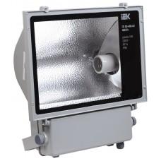 Прожектор ГО03-400-02 400Вт E40 серый асимметричный IP65