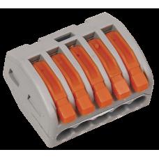 Строительно-монтажная клемма СМК 222-415 (4 шт/упак)