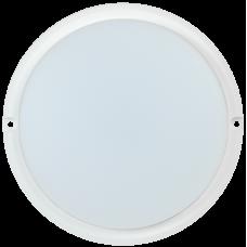 Светильник LED ДПО 4002 12Вт IP54 4000K круг белый
