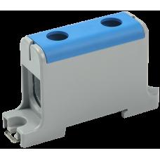Клемма вводная силовая КВС 16-95 кв.мм. синяя
