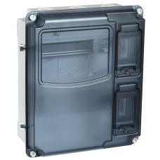 Корпус пластиковый ЩУРн-П 3/6 IP55 PC