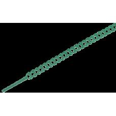 Стяжка универс. многораз. RS 10х300мм зеленая (20шт)