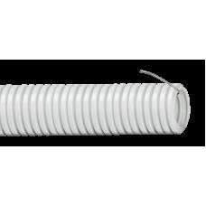 Труба гофр.ПВХ d 25 с зондом (10 м)