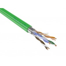 ParLan F/UTP Cat5e PVCLS нг(А)-FRLSLTx 4х2х0,52 - кабель огнестойкий низкотоксичный для СКС и IP-сетей