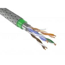 ParLan ARM F/UTP Cat5e PVCLS нг(А)-FRLSLTx 2х2х0,52 - кабель огнестойкий низкотоксичный для СКС и IP-сетей