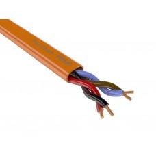 КСРПнг(А)-FRHF 2х2х0,97 мм (0,75 мм.кв.) - кабель огнестойкий безгалогенный для ОПС, СОУЭ