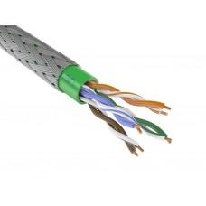ParLan ARM U/UTP Cat5e PVCLS нг(А)-FRLSLTx 2х2х0,52 - кабель огнестойкий низкотоксичный для СКС и IP-сетей