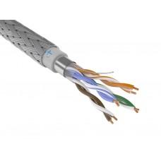 ParLan ARM F/UTP Cat5e PVCLS нг(А)-FRLS 2х2х0,52 - кабель огнестойкий для СКС и IP-сетей
