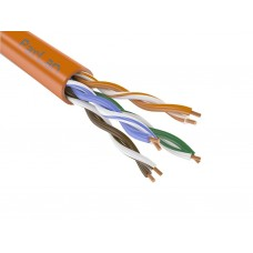 ParLan U/UTP Cat5e ZH нг(А)-HF 16х2х0,52 - кабель безгалогенный для СКС и IP-сетей