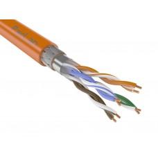 ParLan SF/UTP Cat5e ZH нг(А)-HF 4х2х0,52 - кабель безгалогенный для СКС и IP-сетей