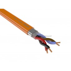 КСРЭПнг(А)-FRHF 2х2х1,13 мм (1 мм.кв.) - кабель огнестойкий безгалогенный для ОПС, СОУЭ