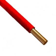 Провод ПВ-1 0,5 красный