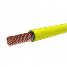 Провод ПВ-3 0,5 желтый